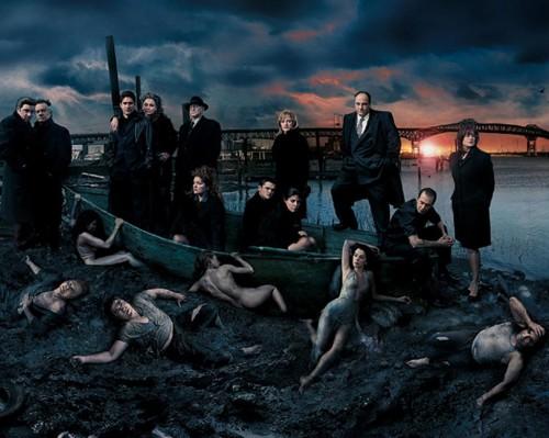 The Sopranos, Delacroix