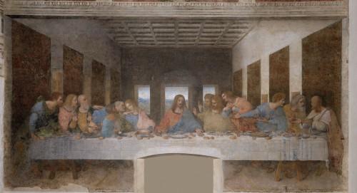Léonard de Vinci, La Cène