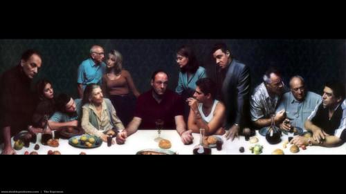 The Sopranos, La Cène