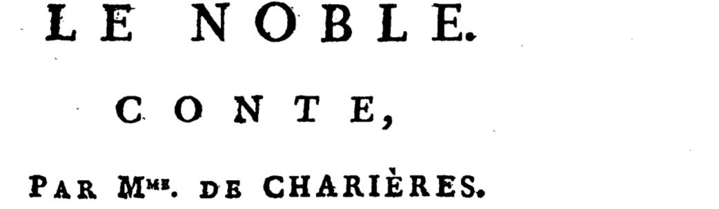 Le Noble